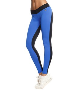 Unit leggings blue/black