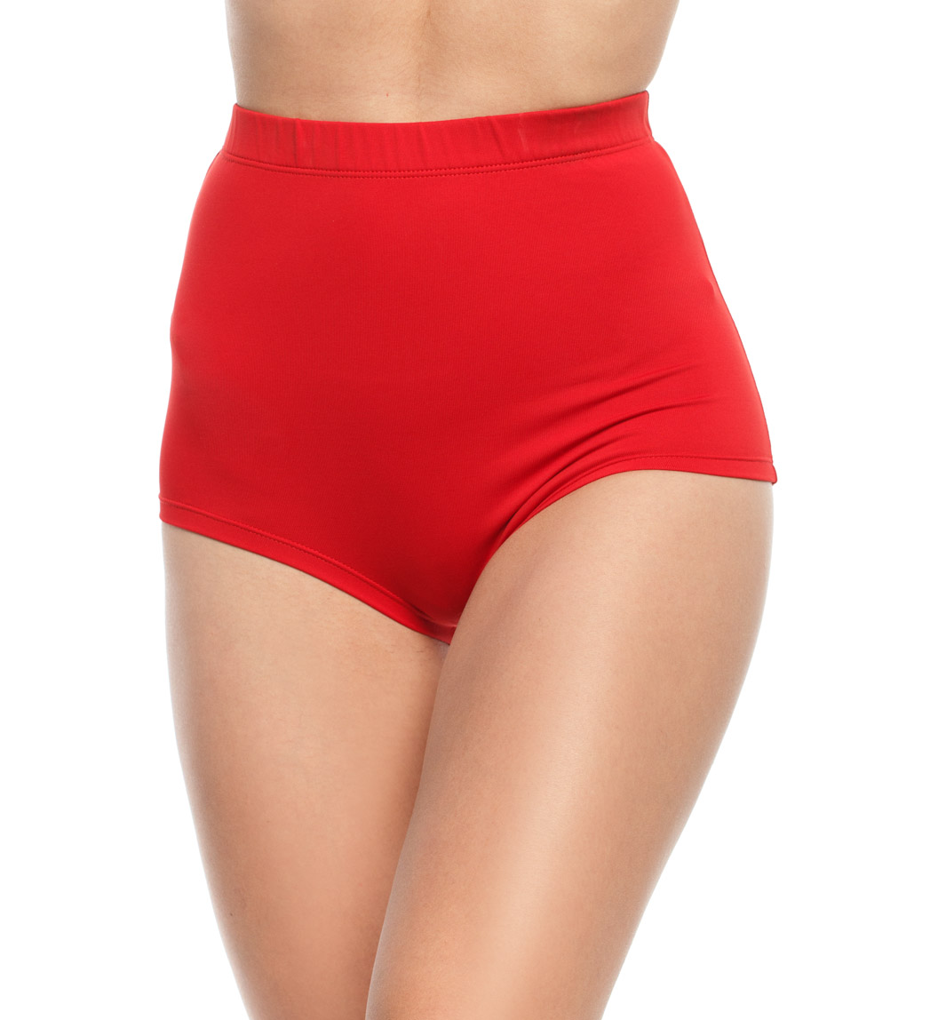 Madonna shorts red