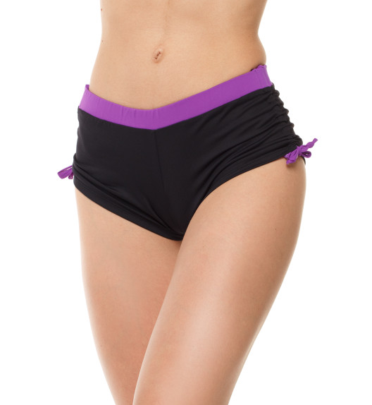 Bielmann shorts black/purple