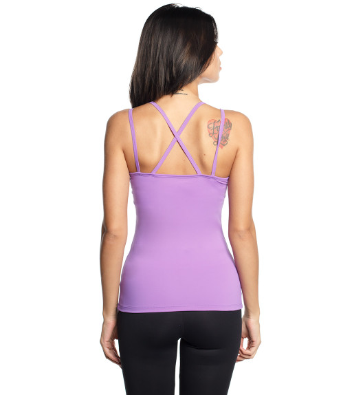 Flex tank purple