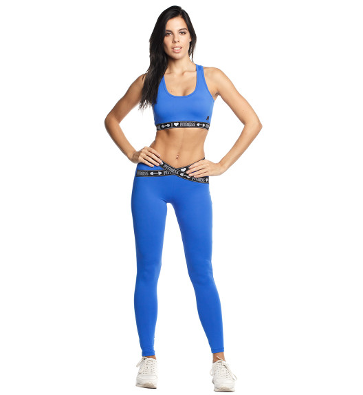 Armour top blue