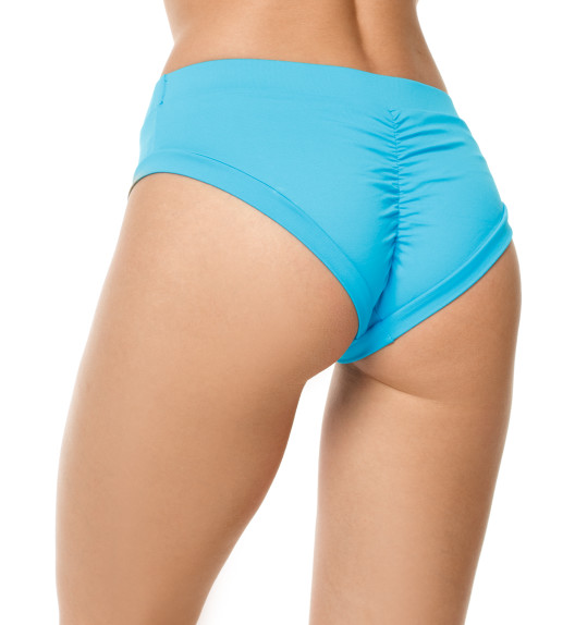 Basic shorts sky blue
