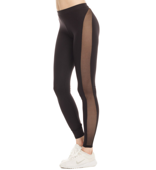 Basic Mesh leggings black