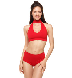 Lynx top red