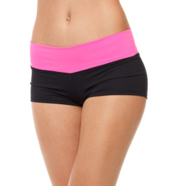 Competition shorts black/pink